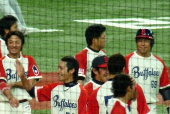 絵日記8・29近鉄勝ち