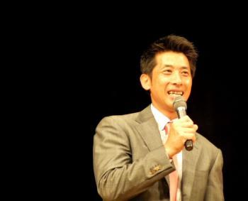 絵日記9・2矢野さんトーク5