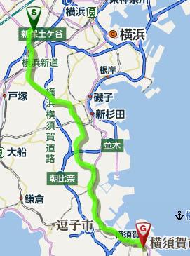 横須賀MAP