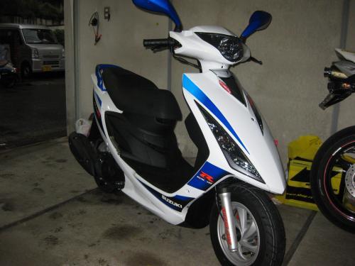 GSR125