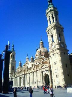 サラゴサピラール教会2