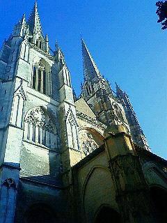 バイヨンヌ大聖堂