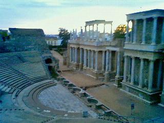 メリダローマ劇場