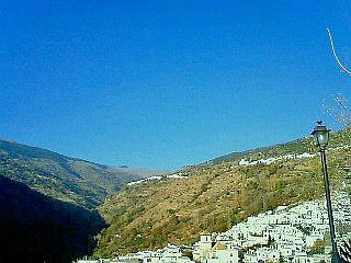 アルプハラ景色