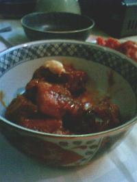 ミカド角煮