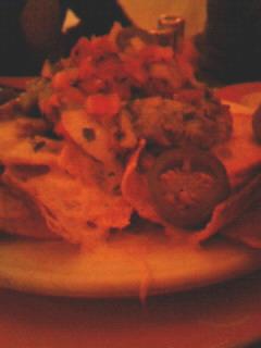 メキシコ料理ナチョス