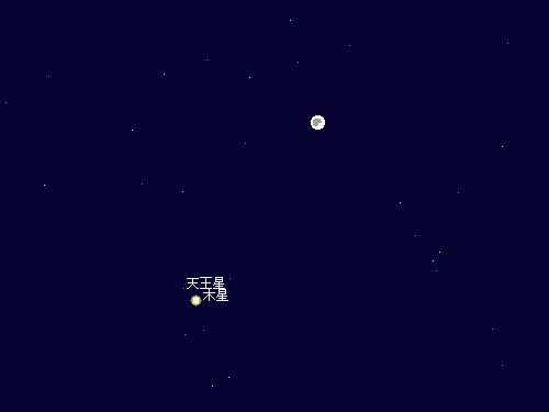 2010 9 22 中秋の名月星図2