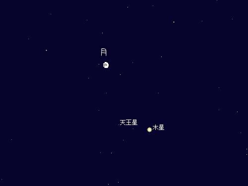 2010 10 20 十三夜 星図