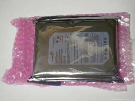 HDD Seagate ST3400832A