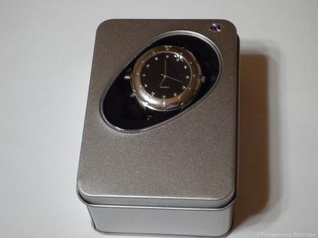 VIDEO CAMERA Analog Watch 4GB VICAW4GB