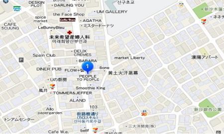 Jun Poster map