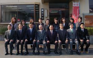 作州津山商工会 平成23年度職員