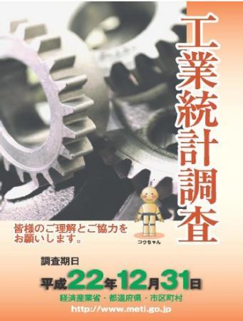 工業統計調査2010