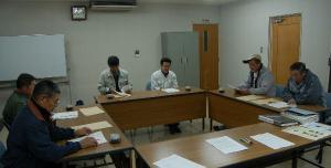 第3回作州津山商工会久米地区工業部全体会議
