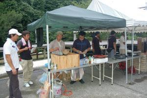 作州津山商工会青年部定住化促進事業ラビンミーツ3ラビンの里
