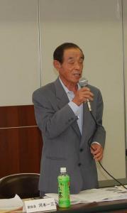 平成23年度第1回作州津山商工会理事会