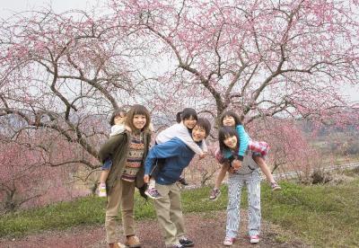 津山市神代梅の里公園梅まつり写真コンテスト