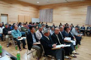 作州津山商工会全体会議