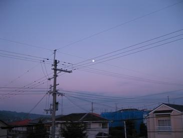 20110912朝焼け1