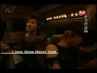 TVXQ I Love Show Music Tank ユチョンのミッション1_2(日本語).mpg_000200233