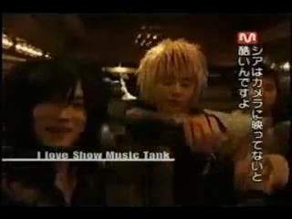 TVXQ I Love Show Music Tank ユチョンのミッション1_2(日本語).mpg_000205038
