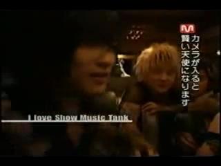 TVXQ I Love Show Music Tank ユチョンのミッション1_2(日本語).mpg_000223990