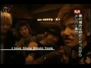 TVXQ I Love Show Music Tank ユチョンのミッション1_2(日本語).mpg_000276709