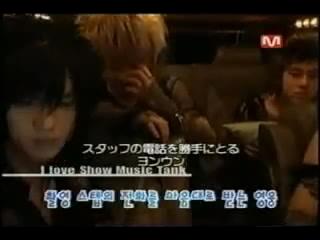 TVXQ I Love Show Music Tank ユチョンのミッション1_2(日本語).mpg_000317950