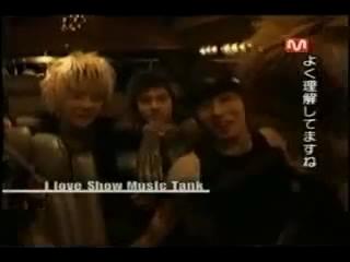 TVXQ I Love Show Music Tank ユチョンのミッション1_2(日本語).mpg_000339572