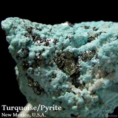 トルコ石_ニューメキシコ1