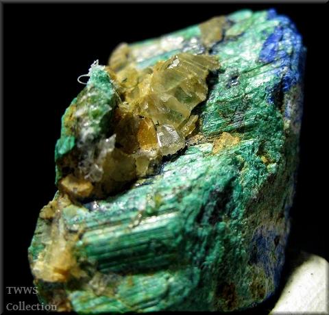 輝安銅鉱_モロッコ1アップ2