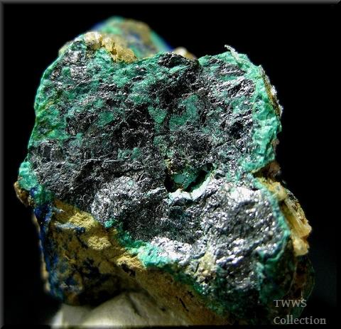 輝安銅鉱_モロッコ1アップ1