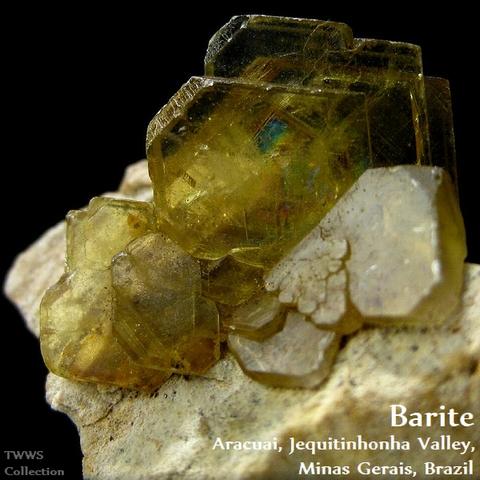 重晶石_ブラジル1