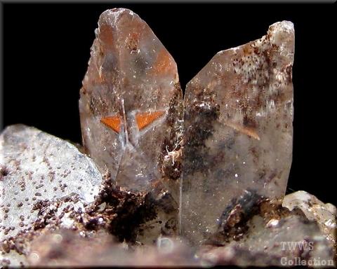 苦灰石&赤鉄鉱_ブラジル1アップ1