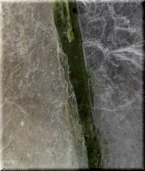 リチア電気石&リチア雲母_ブラジル1色別れ
