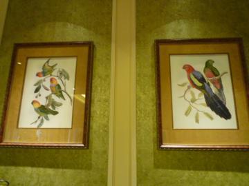 鳥さんの絵