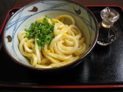 麦の里様釜玉1