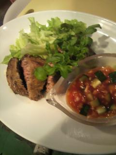 ほほ肉ステーキ 2
