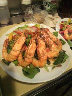 宴会料理 2