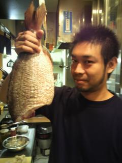 たけし 真鯛2