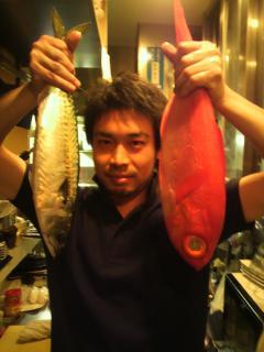 キンメ サバ 2