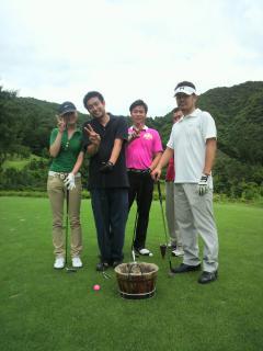 ゴルフ 大月 2