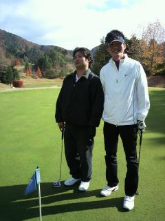 兄貴 ちかみ ゴルフ 2
