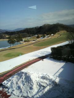 雪 ゴルフ 5