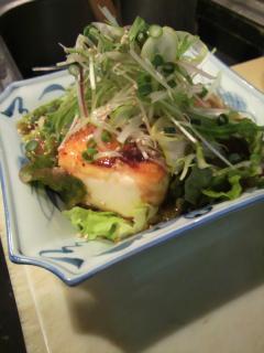 豆腐ステーキ 2