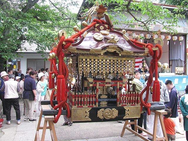 逸見・鹿島神社祭礼