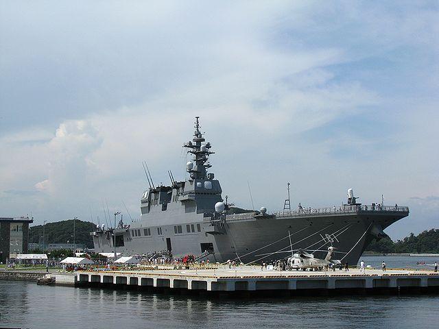 海上自衛隊サマーフェスタ2011