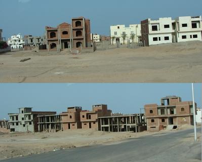 egypt empty bldgs