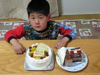 20100313 ケーキ