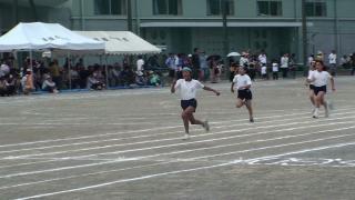 20100605 nana 徒競走